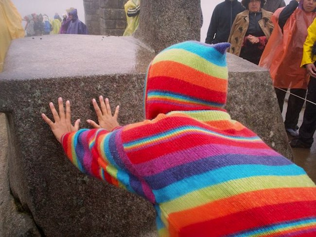 Machu Picchu: um dos maiores campos energéticos