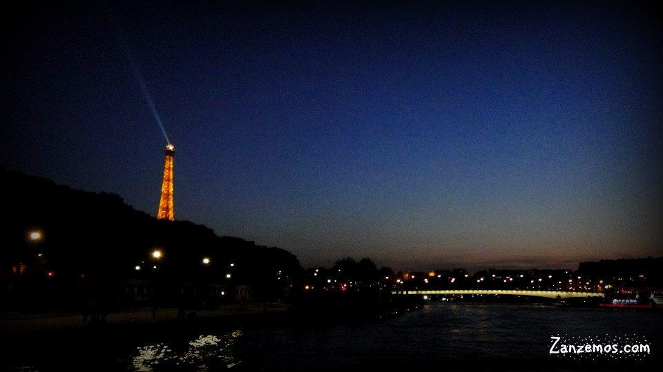 Barco por Paris