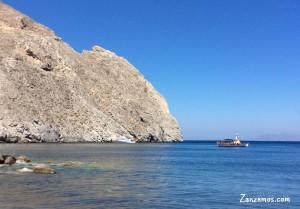 Santorini Perissa Zanzemos