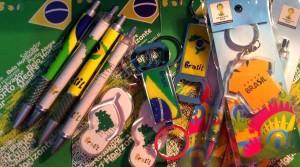 Presentinhos comprados prontos para serem entregues aos novos amigos do Leste Europeu!