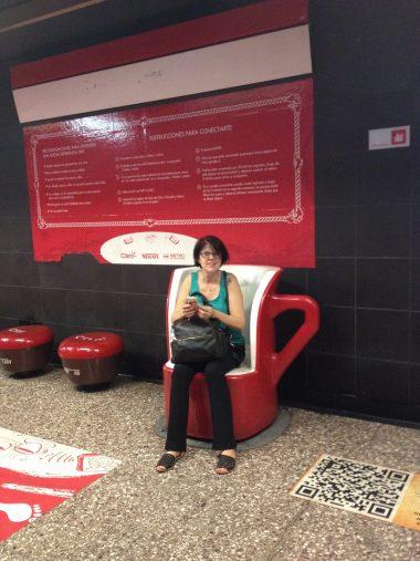 IMG 6546 e1479261198727 - Conheça a cidade Santiago do Chile de metrô