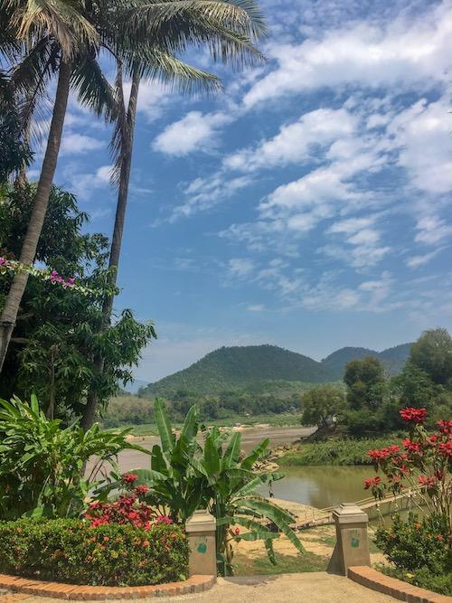 Mekong em Luang Prabang