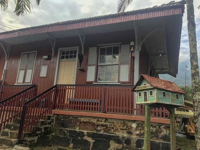 Casas de Paranapiacaba