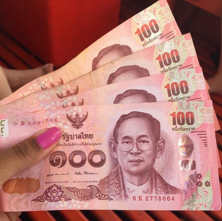Moeda da Tailandia - Como economizar para viajar? Conheça os 5 passos!