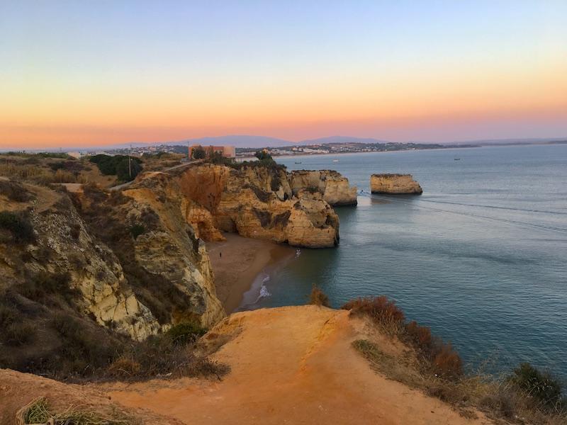Praia do Pinhão Algarve