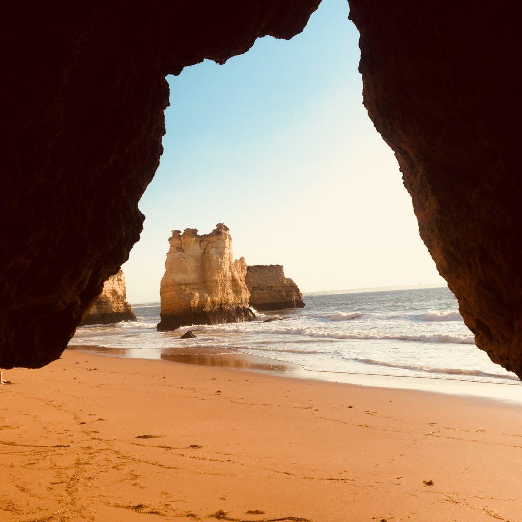 Fendas da Praia do Pinhão