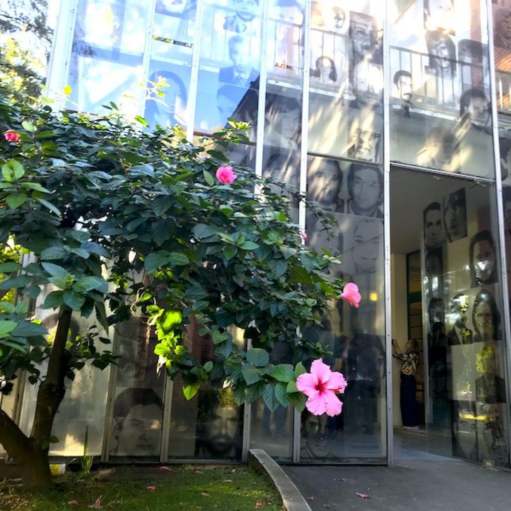 Entrada do Casino de Oficiales - Hoje, Museu da Ditadura na Argentina