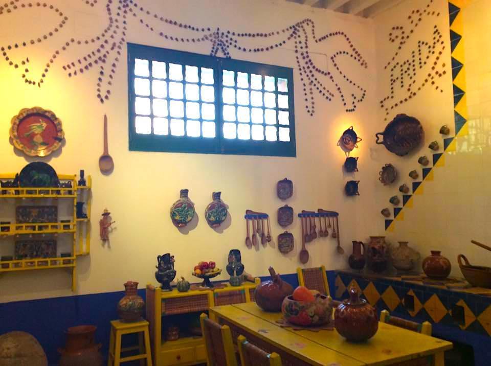 Cozinha de Frida Kahlo