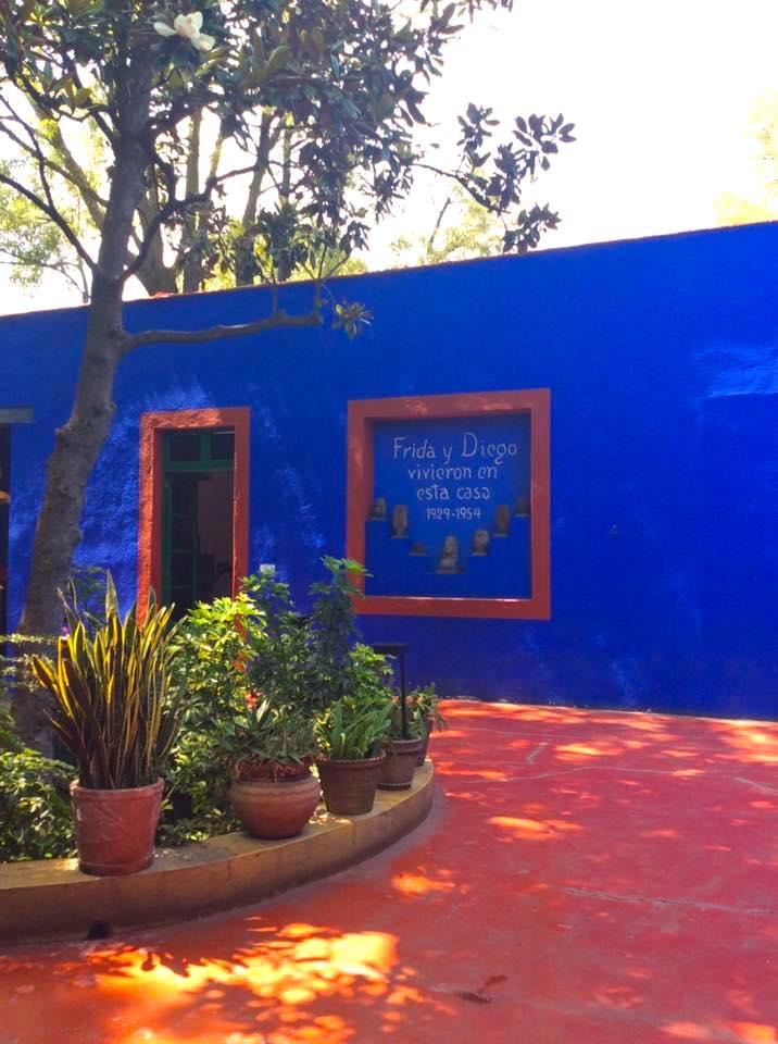 La Casa Azul Frida Diego - Museu da Frida Kahlo no México: conheça a La Casa Azul!
