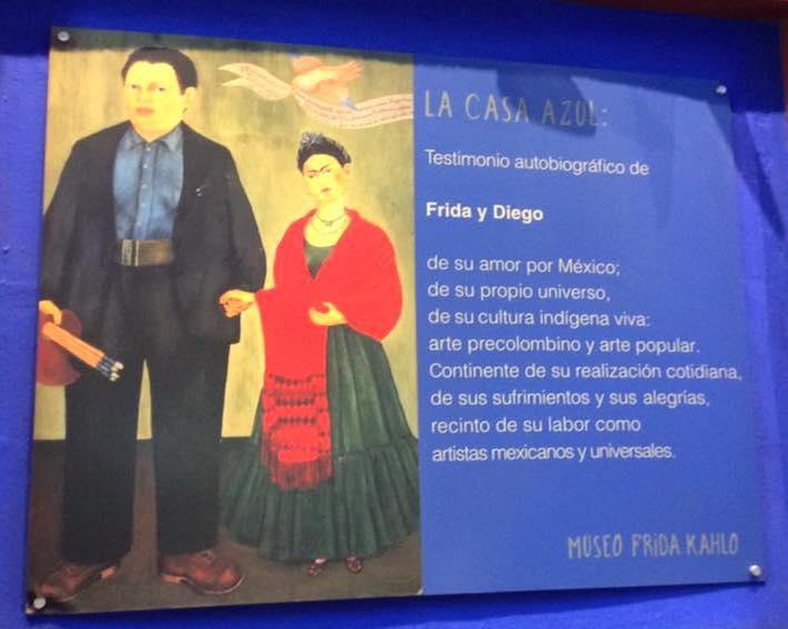 La Casa Azul Mexico - Museu da Frida Kahlo no México: conheça a La Casa Azul!