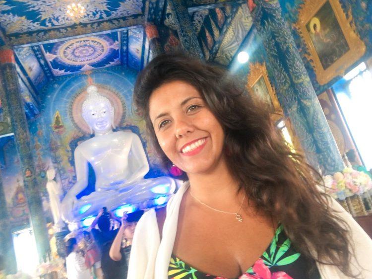 Templo Azul em Chiang Rai