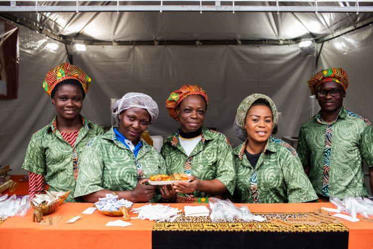 Comida tipica africa o8t111yhzfx5xwkdcfm15bcmg74py15s54gzep4mbs - Festa do Imigrante em São Paulo: uma celebração cultural