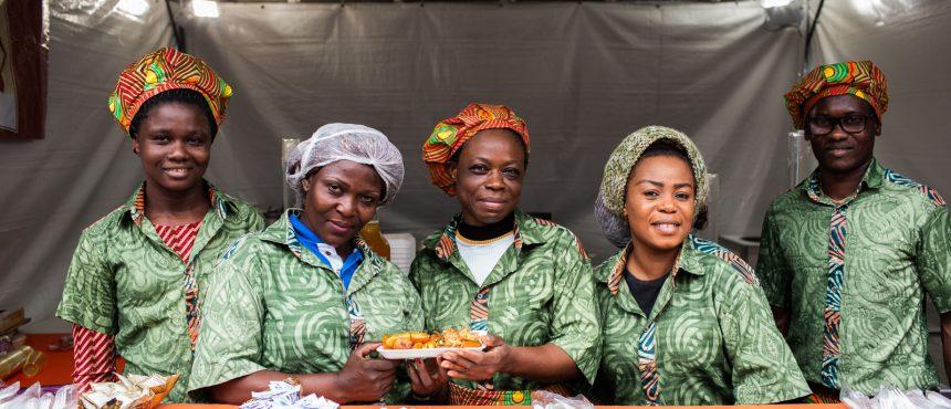 Comida tipica africa o8t111yjbompwummh14pnh8ul9qfs9u5d5t1fxme0k - Festa do Imigrante em São Paulo: uma celebração cultural