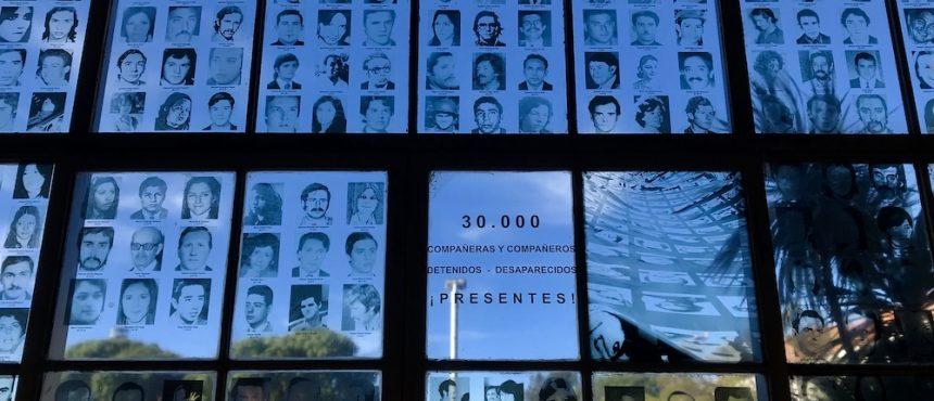 30 mil desaparecidos na ditadura da Argentina
