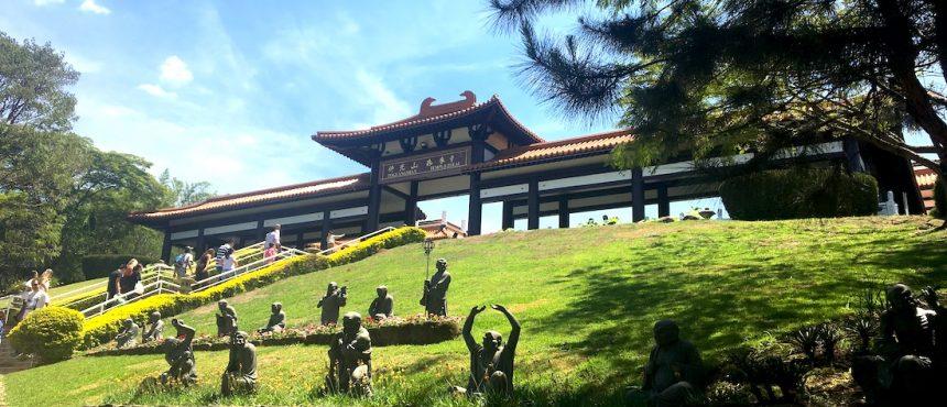Templo Zu Lai Como Visitar