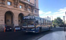 como andar de transporte público em Buenos Aires